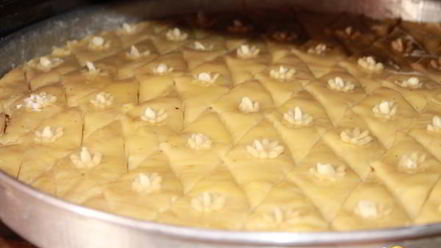 Рецепт пахлавы по-алжирски